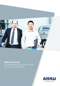 thumbnail of ARKU Service Flyer EN S