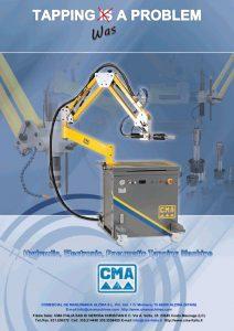 thumbnail of Strojevi za urezivanje navoja CMA