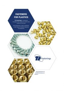 thumbnail of TR FASTENINGS – Fasteners for plastic