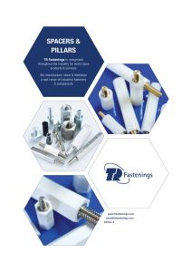 thumbnail of TR FASTENINGS – Spacers & Pillars
